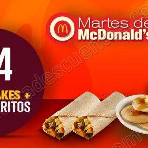 Cupones Martes de McDonald's 19 de Junio 2018