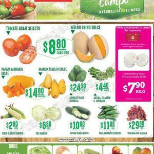 Frutas y Verduras Soriana 19 y 20 de Junio 2018