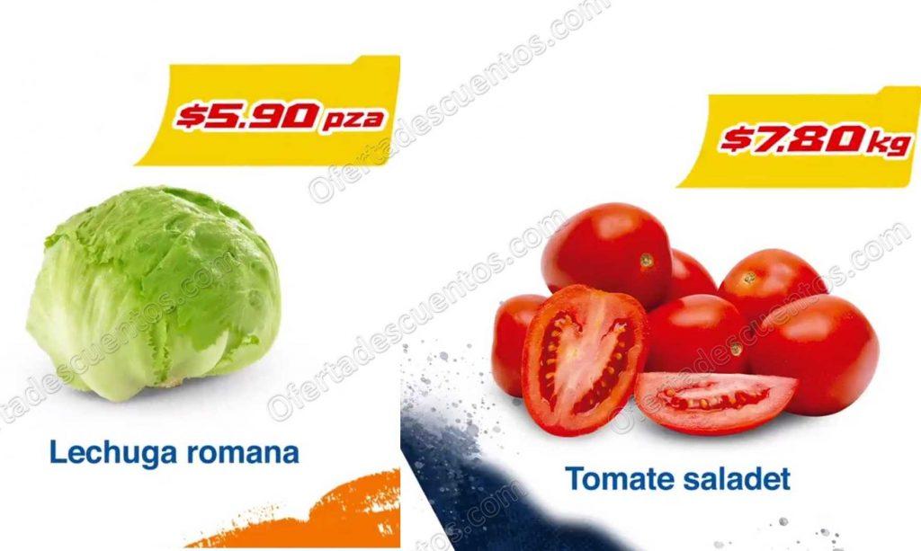 Frutas y Verduras Chedraui 12 y 13 de Junio 2018