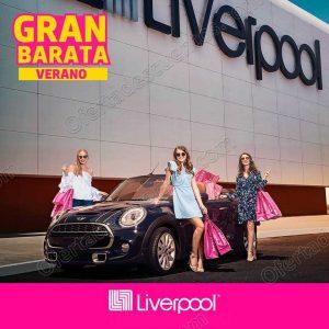 Gran Barata de Verano Liverpool 2018: Hasta 40% de descuento en mercancía con punto verde