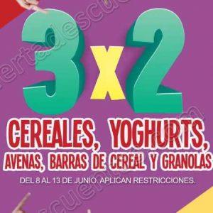 Julio Regalado 2018: 3×2 en Yoghurts, Avenas, Barras de Cereal y Granolas del 8 al 13 de Junio