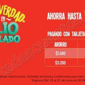 Julio Regalado 2018 en Soriana: Hasta $3,200 de descuento en Pantallas y Electrónica