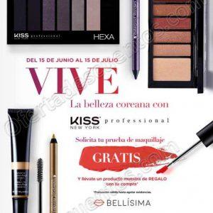 Bellísima: Prueba de Maquillaje Gratis y Regalo con tu compra
