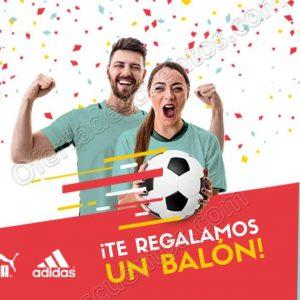Promoda Outlet: Gratis balón Puma o Adidas con compra mínima