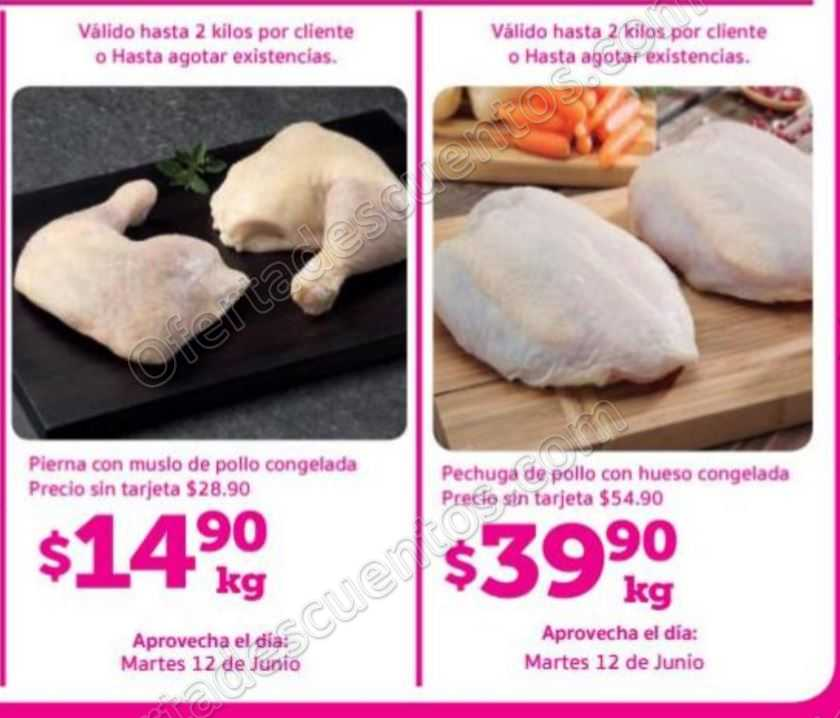 Soriana: Promociones Recompensas del Día del 12 al 14 de Junio 2018