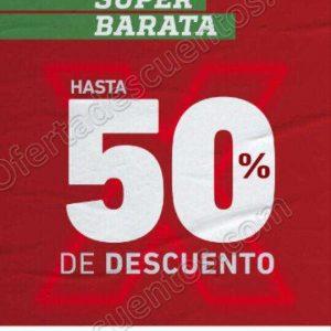 Super Barata Martí 2018: Hasta 50% de descuento