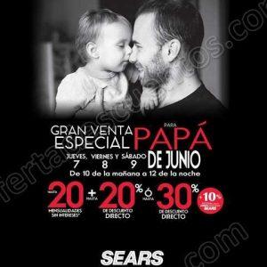 Venta Nocturna Sears del 7 al 9 de Junio 2018