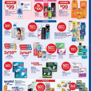 Promociones de Fin de Semana Farmacias Benavides 29 de Junio al 2 de Julio 2018
