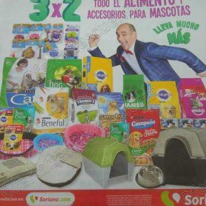 Julio Regalado 2018: 3×2 en alimento y accesorios para mascotas