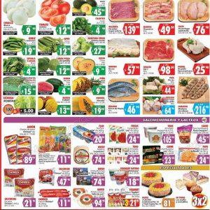 Casa Ley: Ofertas en Carnes, Frutas y Verduras 17 y 18 de Julio 2018