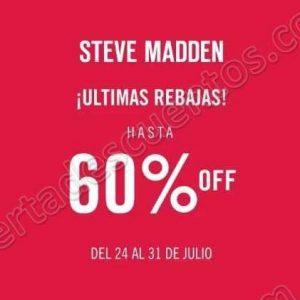 Steve Madden: Últimas Rebajas de la Temporada 2018
