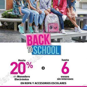 Liverpool: Back to School Hasta 20% de Descuento en Artículos Escolares