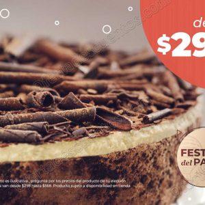 El Globo: Festival del Pastel Desde $298