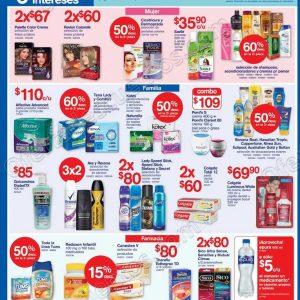 Promociones de Fin de Semana Farmacias Benavides 27 al 30 de Julio 2018