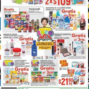 HEB: 7 Días de precios bajos y ofertas en Frutas y Verduras del 17 al 23 de Julio 2018