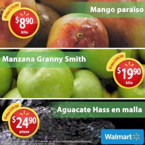 Martes de Frescura Walmart 31 de Julio 2018