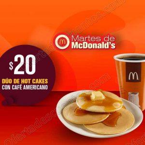 Martes de McDonald's 24 de Julio 2018