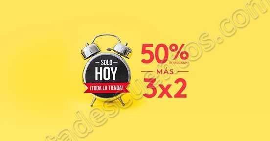 Promoda: 50% de Descuento + 3×2 en Toda la Tienda en Linea