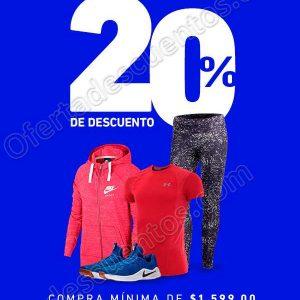 Martí: 20% de Descuento en Compra Mínima de $1,599