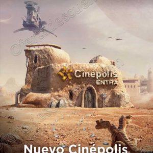 Cinépolis: Entradas al 2×1 todos los días por Inauguración Cinépolis Plaza México, Guadalajara