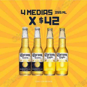Modelorama: Promociones Cerveza Corona #Unapromopara