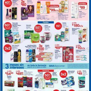 Farmacias Benavides: Promociones de fin de semana del 17 al 20 de Agosto 2018