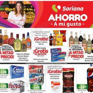 Soriana: Promociones de fin de semana del 31 de agosto al 3 de septiembre 2018