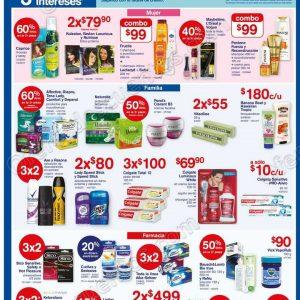 Promociones de Fin de Semana Farmacias Benavides 3 al 6 de Agosto 2018