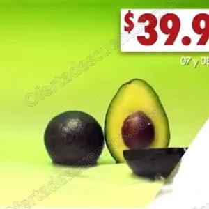 Frutas y Verduras Chedraui 7 y 8 de Agosto 2018