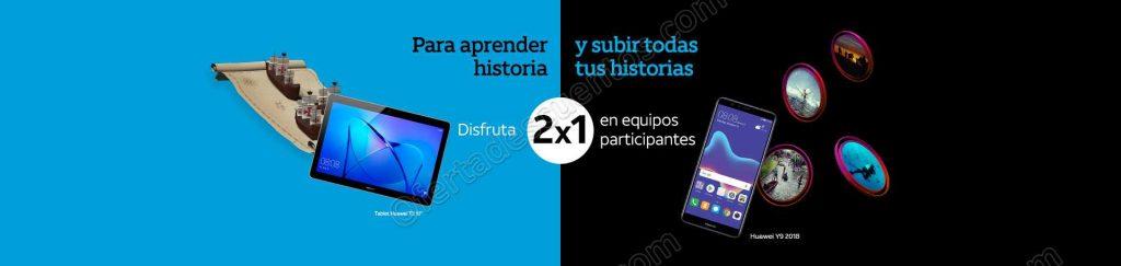 AT&T: Huawei al 2×1 Compra un Equipo y Llévate Una Tablet