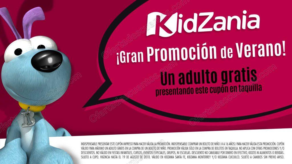 KidZania: Cupón de Adultos Gratis