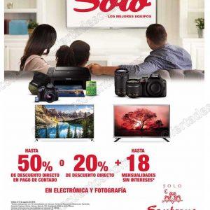 Sanborns: Hasta 50% de Descuento en Electrónica y Fotografía