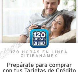 120 horas citibanamex en linea 2018
