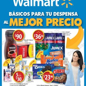 Walmart: Folleto de Ofertas del 17 al 30 de Septiembre 2018