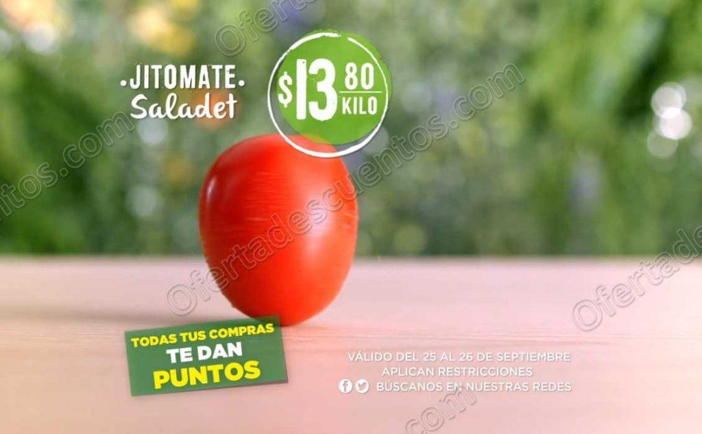 Frutas y Verduras Mega Soriana 25 y 26 de Septiembre 2018