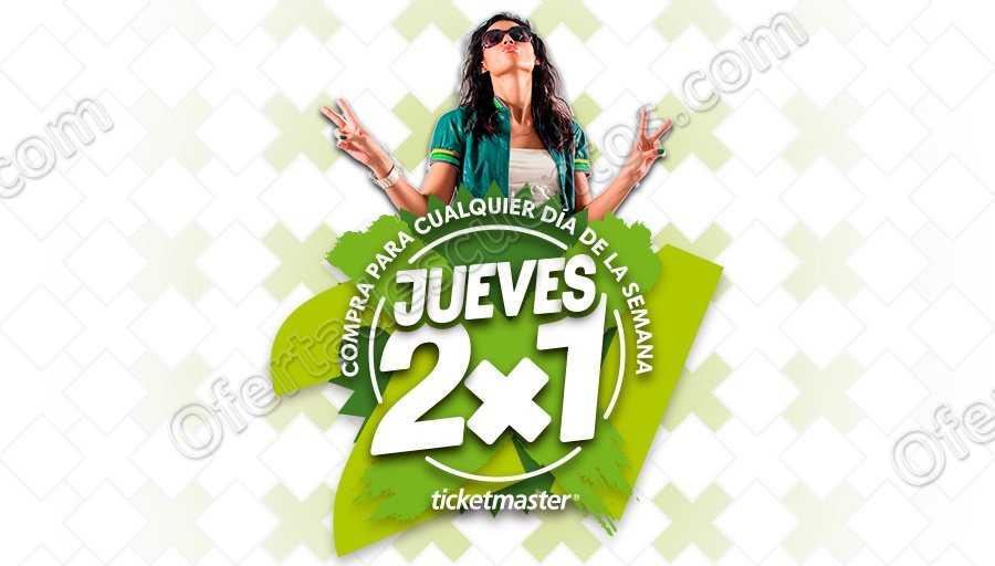 Ticketmaster: Jueves la 2×1 en Caifanes, Karen Souza, Emmanuel &Mijares solo 8 de Noviembre 2018