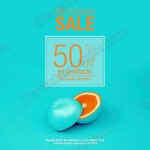 Mid Season Sale Cloe: Hasta 50% de descuento en artículos seleccionados