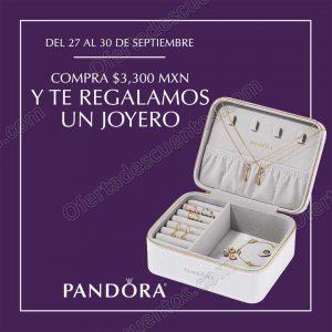 Pandora: Joyero de Regalo con compra mínima