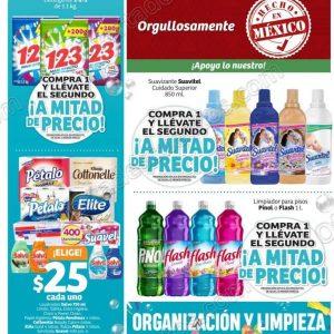 Soriana: Promociones de fin de semana del 21 al 24 de Septiembre 2018