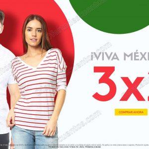 Promoda Promoción mes Patrio: 3×2 en ropa, calzado y accesorios para toda la familia