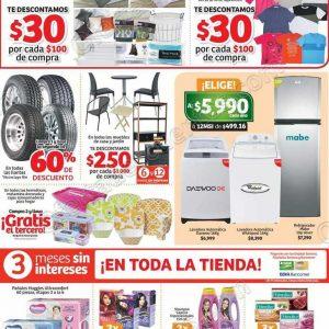 Soriana: Promociones de Fin de Semana del 28 de septiembre al 1 de octubre 2018