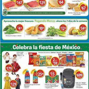 Walmart: Promociones fin de semana, carnes, frutas y verduras del 7 al 9 de Septiembre