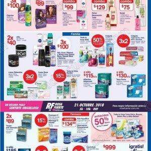 Promociones de Fin de Semana Farmacias Benavides 14 al 17 de Septiembre 2018