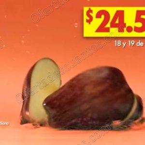 Frutas y Verduras Chedraui 18 y 19 de Septiembre 2018