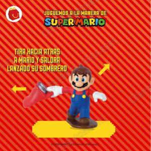 McDonald's: Nuevos juguetes de Super Mario en Cajita Felíz