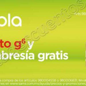 Sams Club: Membresía GRATIS al comprar Celular Moto G6