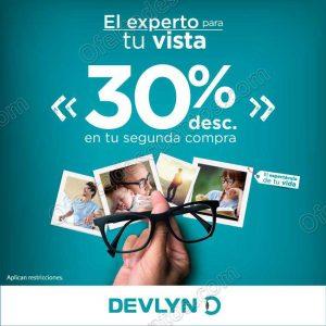 649d5d555a Devlyn: Hasta 30% de descuento en segunda compra de lentes · Ofertas Devlyn