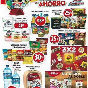Farmacias Guadalajara: Promociones de Fin de Semana del 26 al 28 de octubre 2018