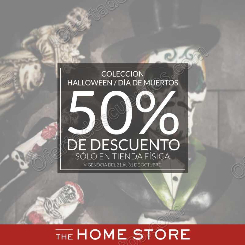 The Home Store: Hasta 50% de descuento en artículos de Día de Muertos