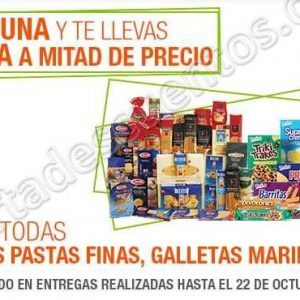 La Comer: Promociones de fin de semana del 19 al 22 de octubre 2018